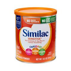 MON75392601 - Abbott NutritionSimilac® Sensitive™ Infant Formula