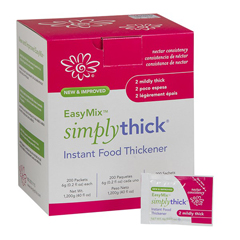 MON75672600 - Simply Thick - EasyMix™ Nectar Consistency (L2) Food Thickener