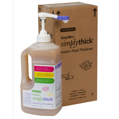 MON75682600 - Simply ThickEasyMix™ 1.6 Liter Bottle & 1 Pump