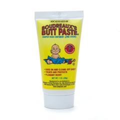 MON75751400 - Blairex LabsDiaper Rash Treatment Boudreaux Butt Paste 4 oz. Tube