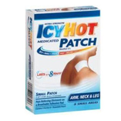 MON76122700 - ChattemPain Relief Icy Hot® Patch 0.05, 5EA/PK