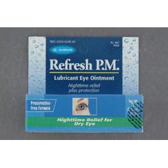 MON351842EA - Allergan Pharmaceutical - Refresh P.M.® Contact Lens Solution