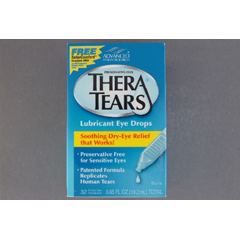 MON76442700 - Advanced Vision ResearchLubricant Eye Drops Thera Tears 0.65 oz.