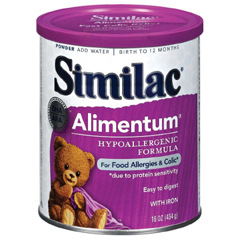 MON76632600 - Abbott NutritionSimilac® Expert Care™ Alimentum™ Infant Formula