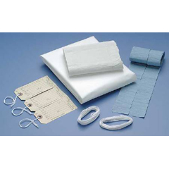 MON77271200 - Busse Hospital DisposablesShroud Kit 72 W X 108 L Inch, 24EA/CS