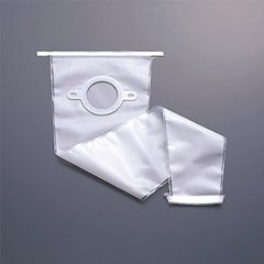 MON77284900 - HollisterOstomy Irrigation Sleeve Not Coded 2 Inch Flange 42 Inch Length, 20EA/BX