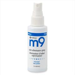 MON77324900 - Hollister - Odor Eliminator M9 2 oz, Pump Spray Bottle, Unscented