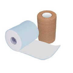 MON77492000 - Andover Coated Products - CoFlex®TLC XL 2 Layer Compression Bandage System (7800TLC-XL), 2RL/BX