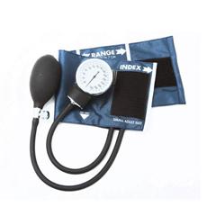 MON77522500 - ADCAneroid Sphygmomanometer Prosphyg 775 Series Child Navy Blue Nylon Cuff, 300 mmHg Calibration