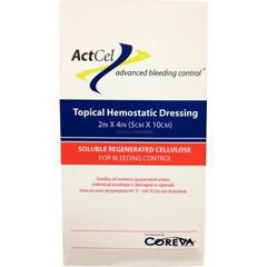 MON77652100 - Coreva Health ScienceHaemostatic Dressing ActCe Cellulose, 20/BX