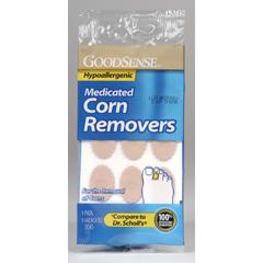 MON77702700 - Geiss, Destin & DunnMedicated Corn Remover GoodSense Pad 9 per Pack