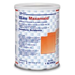 MON77912601 - NutriciaIsovaleric Acidemia Oral Supplement XLeu Maxamaid Orange 1 lb. Can Powder