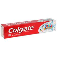 MON78271700 - Colgate-PalmoliveToothpaste Colgate® Junior Bubble Fruit 2.7 oz. Tube, 2EA/PK, 12PK/CS