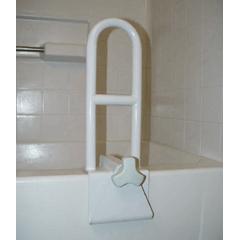 MON78483500 - McKessonBath Tub Grab Bar sunmark® 6W X 14H Inch White