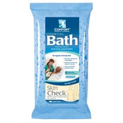MON78551700 - Sage ProductsBath Wipe Essential Bath Soft Pack Aloe 5 per Pack