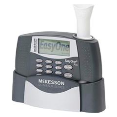 MON78555700 - McKessonSpirometer Kit LUMEON Digital Reusable Card / Disposable Mouthpiece