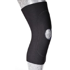 MON78713000 - AlimedKnee Sleeve Small Slip-On 13 to 14 Inch Knee Circumference Left or Right Knee, 1/ EA