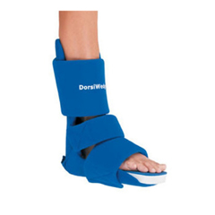 MON79053000 - DJOPlantar Fasciitis Night Splint Dorsiwedge® Medium Hook and Loop Closure Size 6.5-9.5 Male, Size 7-10 Female Left or Right Foot