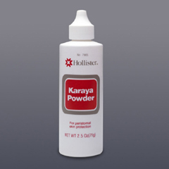 MON79054910 - HollisterKaraya Barrier Powder Karaya 2-1/2 oz. Puff Bottle