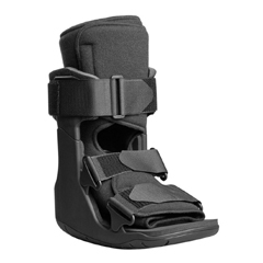 MON783565EA - DJO - Walker Boot XcelTrax® Ankle X-Large Hook and Loop Strap Closure Mens Size 12.5 Plus / Womens Size 13.5 Plus Left or Right Ankle
