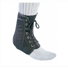 MON79153000 - DJOAnkle Brace PROCARE® Medium Lace-Up Left or Right Ankle