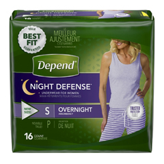 MON79173102 - Kimberly Clark ProfessionalDepend® Night Defense® Pull On Underwear
