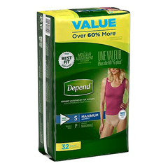 MON79203100 - Kimberly Clark ProfessionalDepend® FIT-FLEX® Pull On Adult Absorbent Underwear