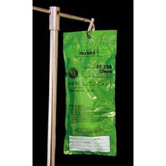 MON296379CS - Nurse Assist - Enteral Irrigation Syringe 60 mL Antibacterial Safe-T-Loc Pole Bag