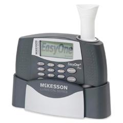 MON79295700 - McKessonSpirometer Kit LUMEON Digital Reusable Card / Disposable Mouthpiece