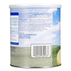 MON79382601 - Hormel Health Labs - Thick & Easy® Instant Food Thickener, 1/EA
