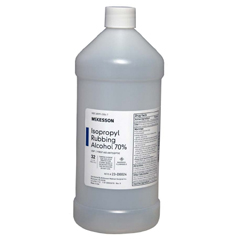 MON79462712 - McKessonIsopropyl Alcohol 32 oz. Liquid