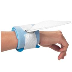 MON79463000 - DJOAnkle / Wrist Restraint Procare® One Size Fits Most Tie Strap 2-Strap, 8PR/BX 5BX/CS