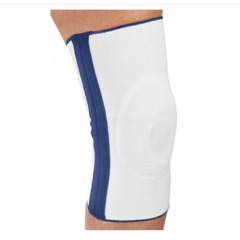 MON79583000 - DJOKnee Support Lites Visco Large Pull-on Sleeve 18 to 19-1/4 Circumference Left or Right Knee