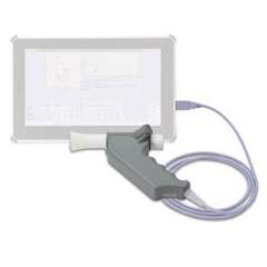 MON79615700 - McKessonPC Spirometer LUMEON Digital Reusable Card / Disposable Mouthpiece