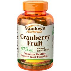 MON79632700 - US NutritionCranberry Supplement 475 mg Strength Capsule 200 per Bottle