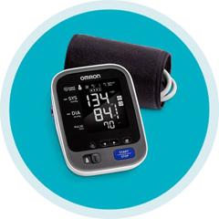 MON79682500 - Omron Healthcare - 10 Series™ Blood Pressure Monitor (BP786N)