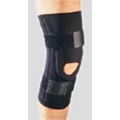 MON79943000 - DJOPatella Stabilizer PROCARE® Large Pull-on Sleeve / Hook and Loop Strap Closure