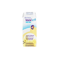 MON80182601 - NutriciaOral Supplement / Tube Feeding Formula KetoCal® 4:1 Vanilla 237 mL