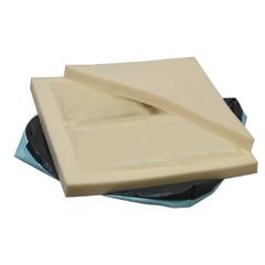 MON80184310 - Span AmericaSeat Cushion Gel-T® 18 X 18 X 2-1/2 Inch Gel / Foam