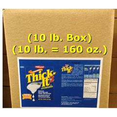 MON80262600 - Thick-It2® Food and Beverage Thickener 10 lbs. Bag