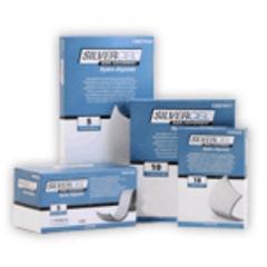 MON80492100 - Systagenix - Silver Dressing Silvercel 4 x 8 Rectangle Sterile