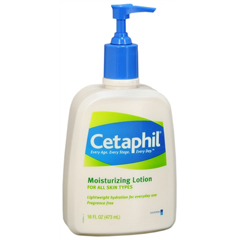 MON80641500 - Galderma LaboratoriesSkin Lotion Cetaphil® 16 oz. Pump Bottle