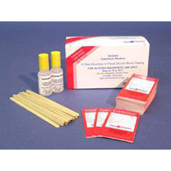 MON434306BX - Helena Laboratories - Test Kit ColoScreen® Lab Pack Colorectal Cancer Screen Fecal Occult Blood Test (FOB) Stool Sample CLIA Waived 100 Tests