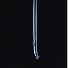 MON233201BX - Coloplast - Urethral Catheter Self-Cath Coude Olive Tip PVC 8 Fr. 16