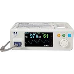 MON81002500 - MedtronicPulse Oximeter Nellcor™ VAC or Battery Power Audible and Visual Alarm