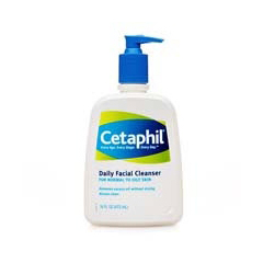 MON81091800 - Galderma LaboratoriesFacial Cleanser Cetaphil Liquid 16 oz. Pump Bottle Unscented