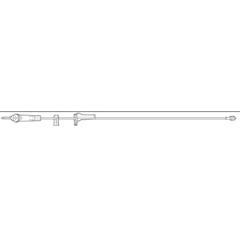 MON382461CS - Baxter - Administration Set 10 Drops / mL Drip Rate 101 Tubing, 48 EA/CS