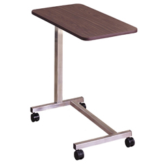 MON81115000 - McKessonOverbed Table entrust® Performance NonTilt Spring Loaded 19.75 to 26.75 Inch