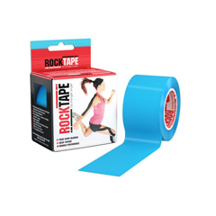 MON81682201 - Patterson Medical - Kinesiology Tape RockTape® Cotton 2 Inch X 16.4 Inch NonSterile