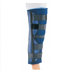 MON81703000 - DJONonHinged Knee Immobilizer PROCARE® Universal Contact Closure 20 Inch Length Left or Right Knee